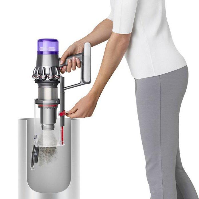 Dyson V11 Absolute vs Animal Cordless Vacuum Handling