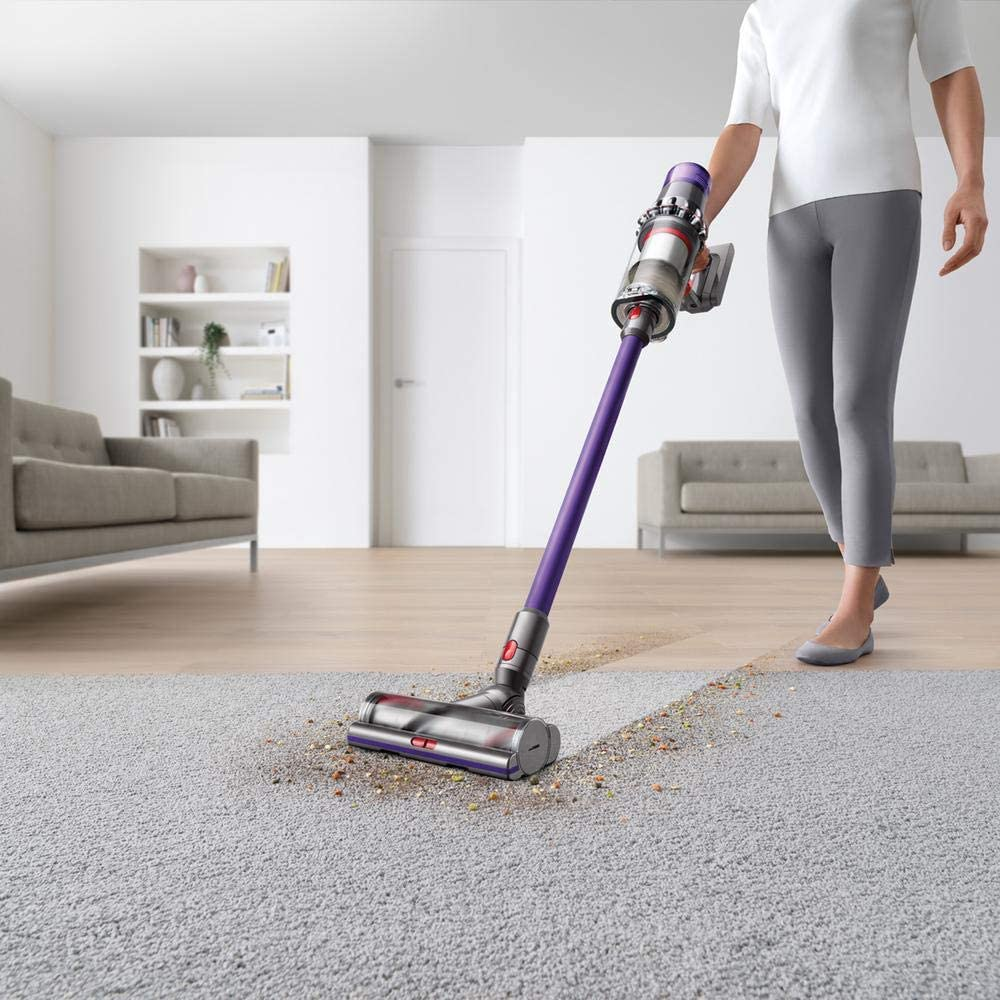 Dyson V11 Animal vs Torque Drive Vacuum Cleaner Cleaning Power