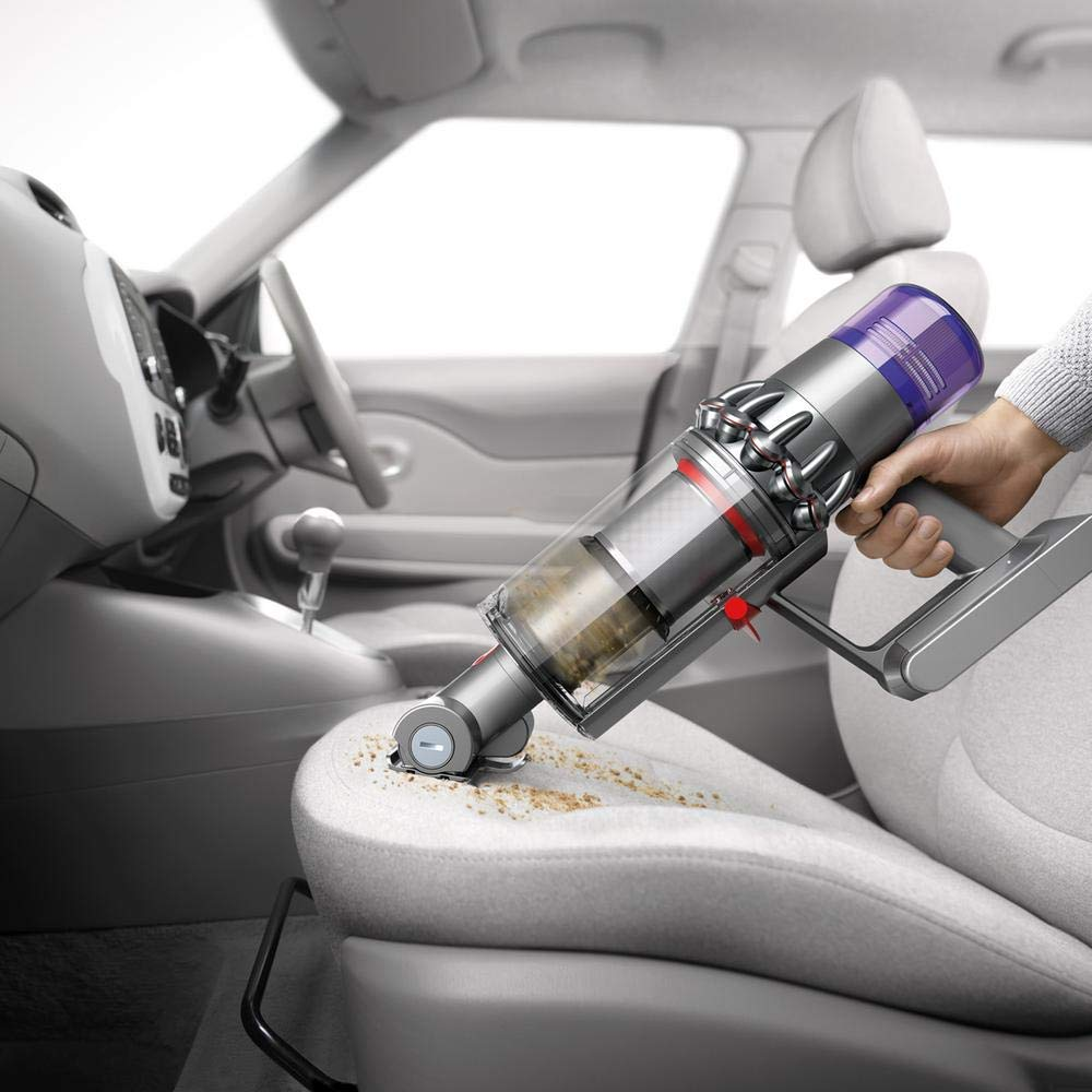 Dyson V11 Animal vs Torque Drive Vacuum Cleaner Handling