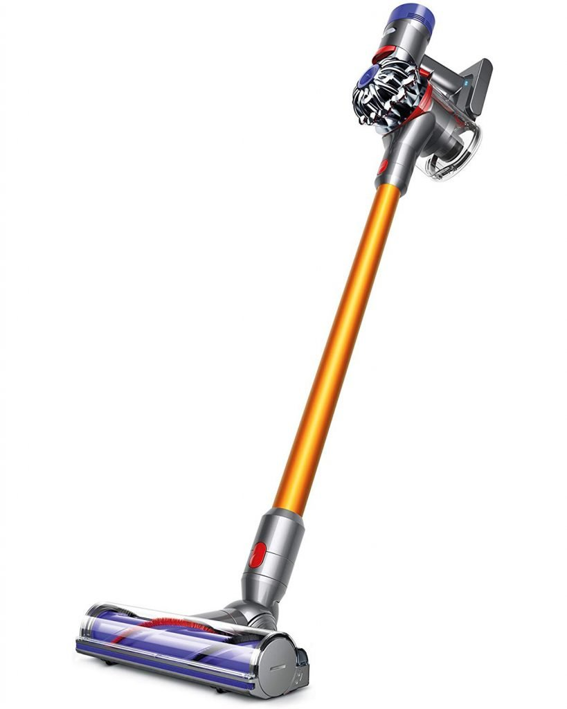 Dyson V8 Absolute Cordless Stick Vacuum Cleaner - Yellow