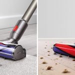 Dyson V8 Animal vs Absolute Cordless Vacuum Cleaner Comparison