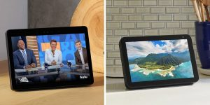 Echo Show 10 vs 8 Smart Display Comparison