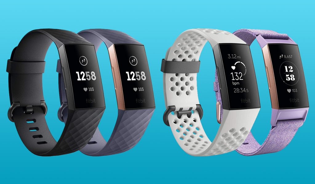 Fitbit Charge 3 vs Charge 3 SE Design