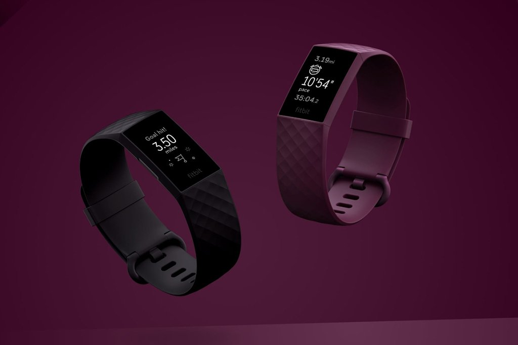 Fitbit Charge 4 vs Apple Watch 3 Fitness Tracker Battery Life