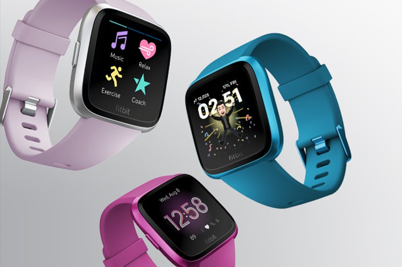 Fitbit Charge 4 vs Versa Lite Fitness Tracker Smart Features