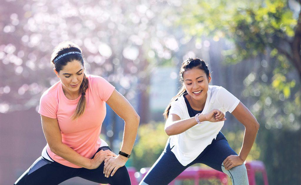 Fitbit Inspire HR vs Amazfit Bip Activity Tracking