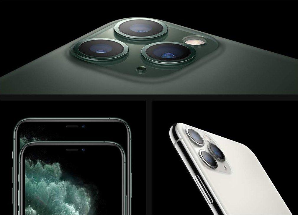 Galaxy Z Flip vs iPhone 11 Pro Max Cameras
