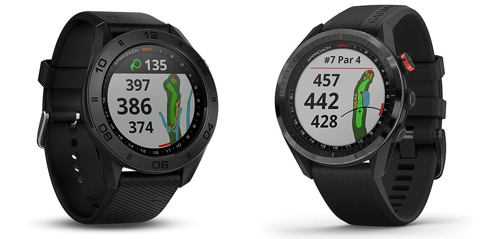 Garmin Approach S60 vs S62 Golf GPS Watch Comparison