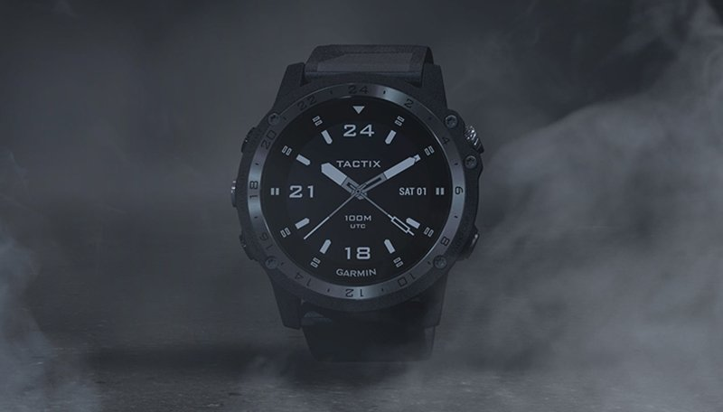 Garmin tactix Charlie vs Delta Smartwatch Smart Features