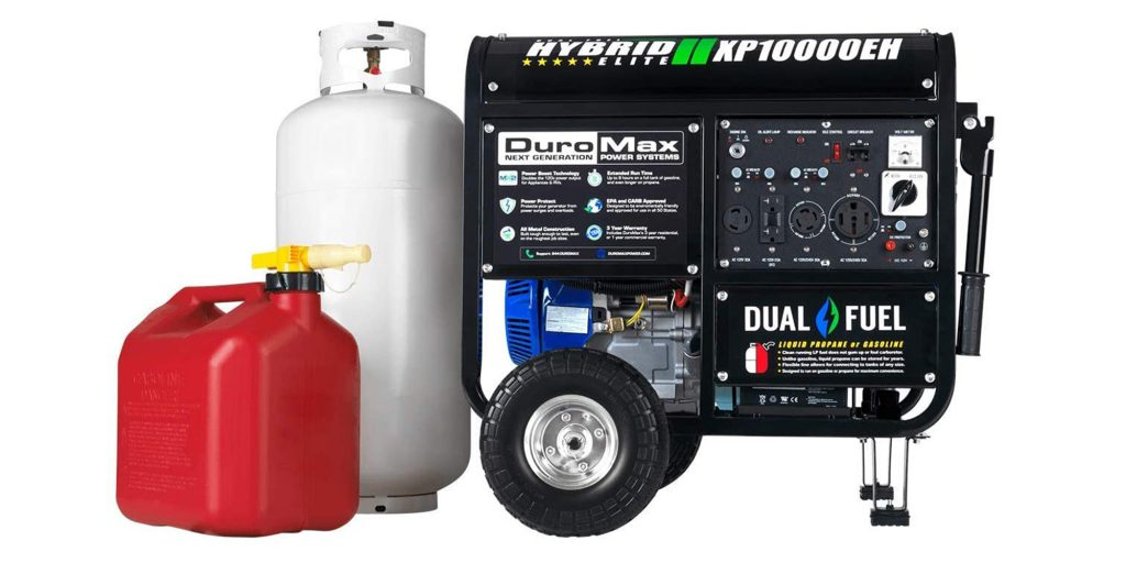 Gas vs Propane Generator Convenience and Safety