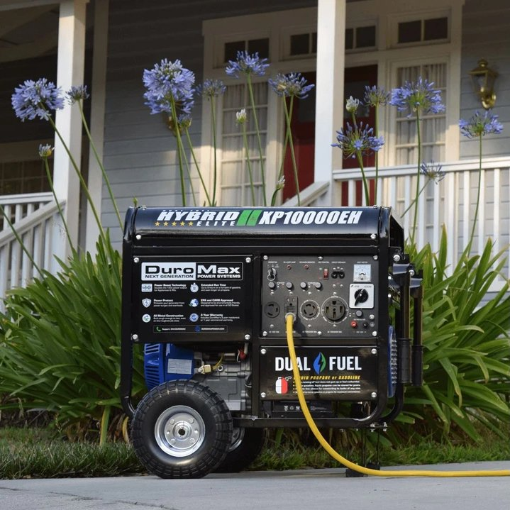 Gas vs Propane Generator Fuel and Environmental Costs