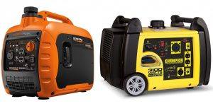 Generac vs Champion Generator Comparison