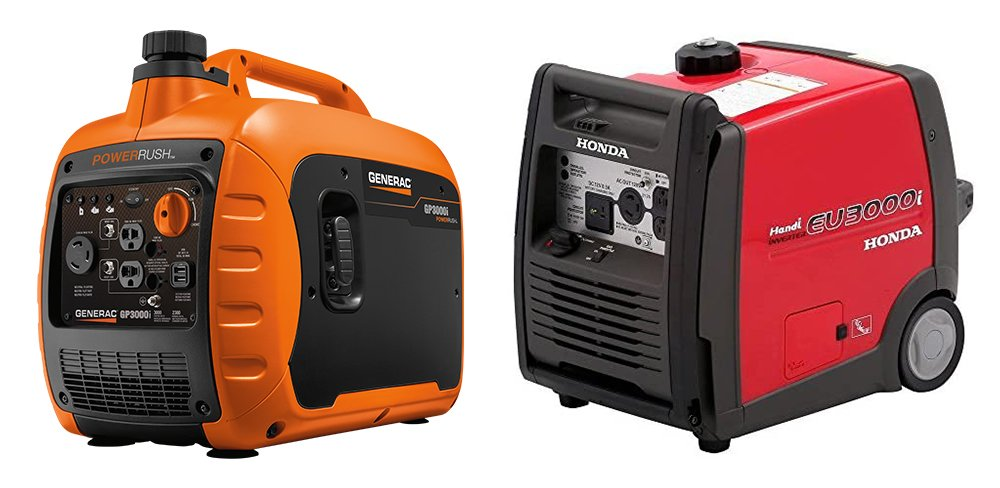 Generac vs Honda Generator Comparison