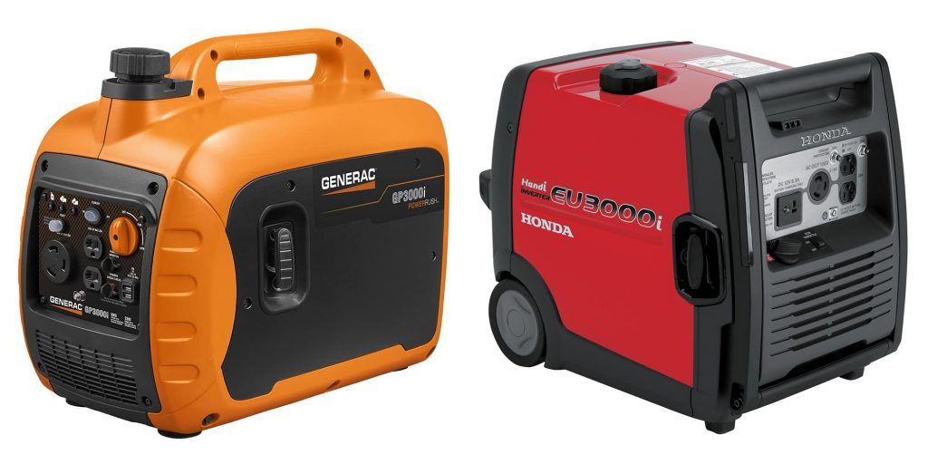 Generac vs Honda Generator Engine and Power