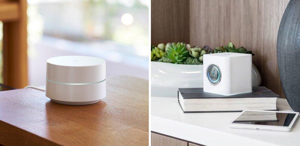 Google vs Ubiquiti Mesh WiFi Router Comparison