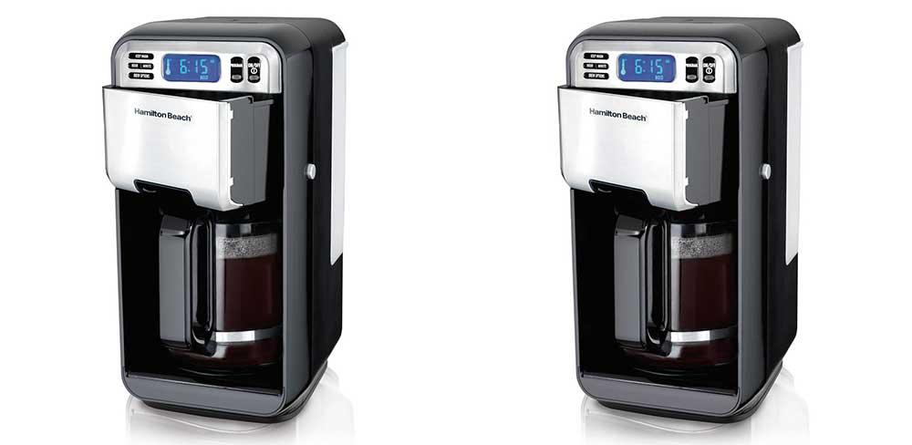 Hamilton Beach 46205 vs 46201 Coffee Maker Comparison