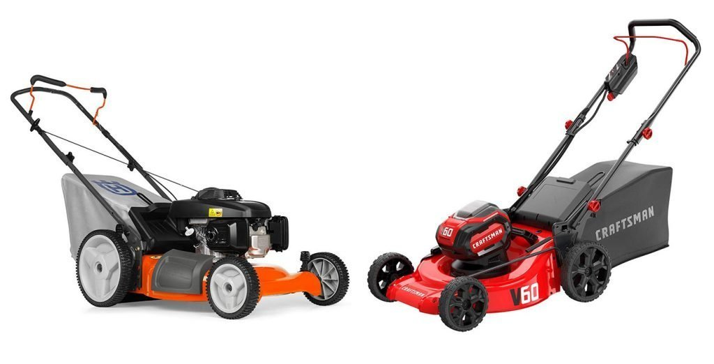 Husqvarna vs Craftsman Lawn Mowers Engine