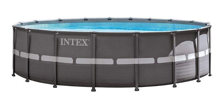 Intex Above-Ground Pool design