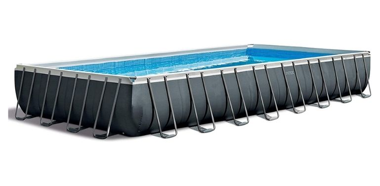 Intex Saltwater Above-Ground Pool design
