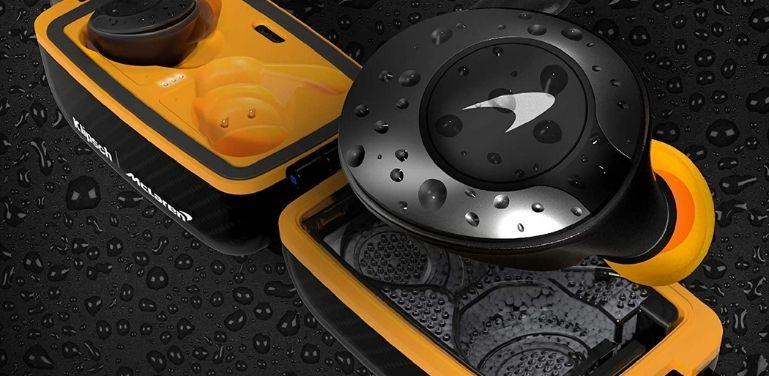 Klipsch T5 II vs AirPods Pro battery