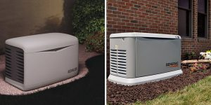 Kohler vs Generac Generator Comparison