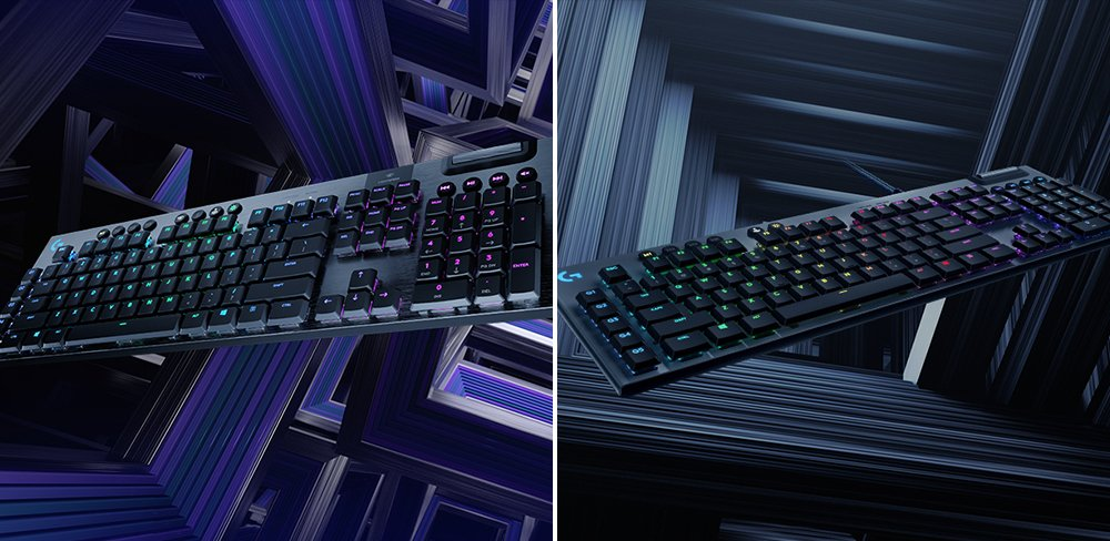 Logitech G915 vs G815 Mechanical Gaming Keyboard Comparison