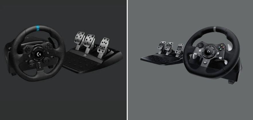 Logitech G923 vs G920 featured image
