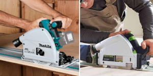Makita Track Saw vs Festool