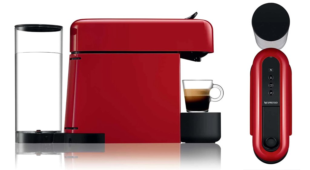 Nespresso Essenza Plus vs Mini Features
