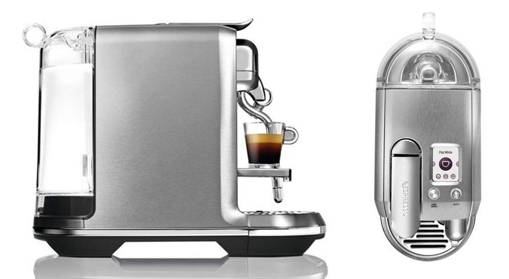 Nespresso Gran Lattissima vs Creatista Plus Coffee Quality