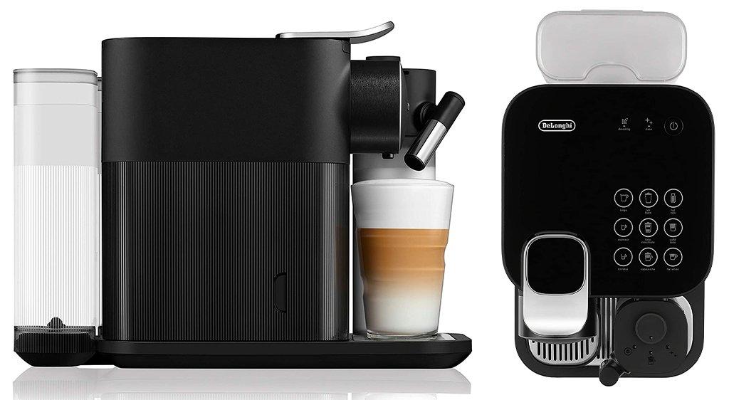 Nespresso Gran Lattissima vs Creatista Plus Features