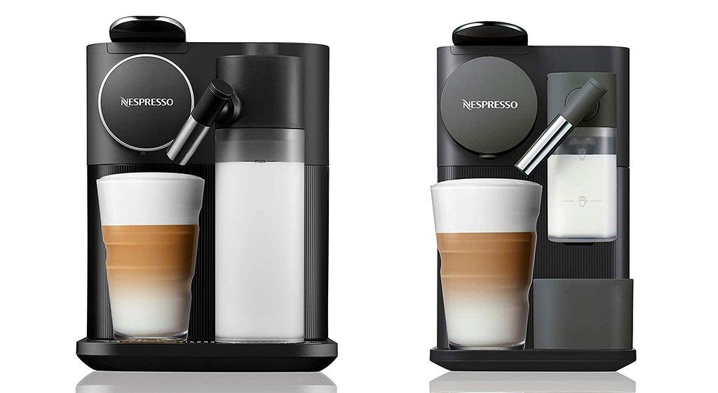 Nespresso Gran Lattissima vs Lattissima One Design