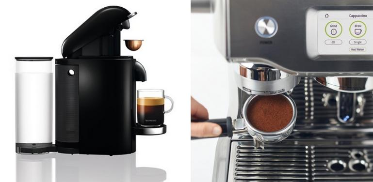 Nespresso vs Espresso (2)