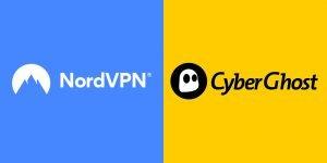 NordVPN vs CyberGhost VPN Comparison