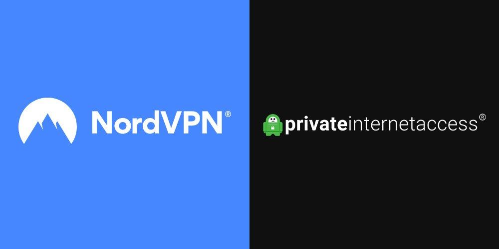 NordVPN vs PIA VPN Comparison