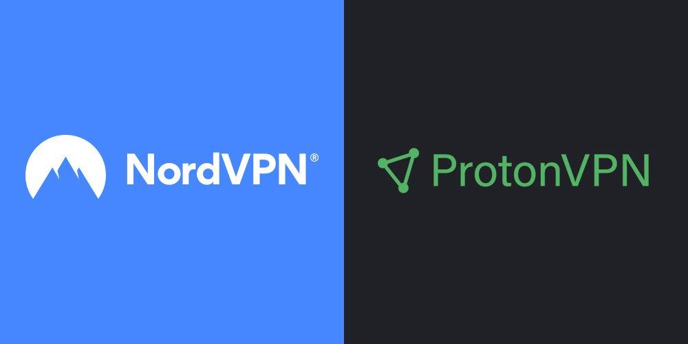 NordVPN vs ProtonVPN Comparison