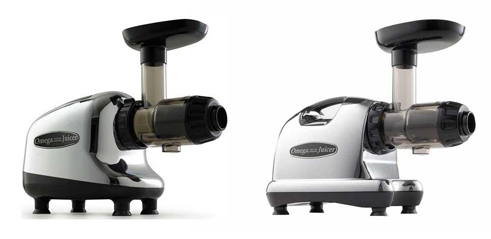 Omega J8005 vs J8006 Juicer Comparison