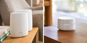Netgear Orbi vs Google Mesh Wifi Router Comparison