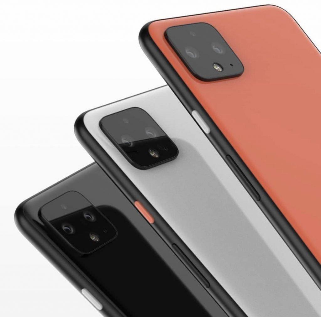 Pixel 4 XL Cameras