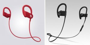 Powerbeats 4 vs 3 Wireless Earphones Comparison