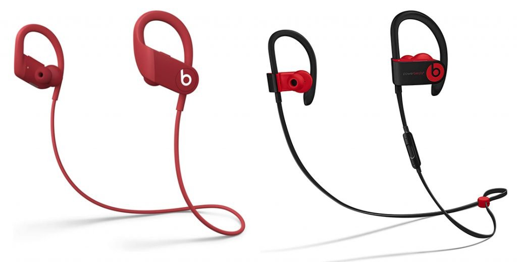 Powerbeats 4 vs 3 Wireless Earphones Design