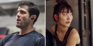 Powerbeats 4 vs Bose SoundSport Free