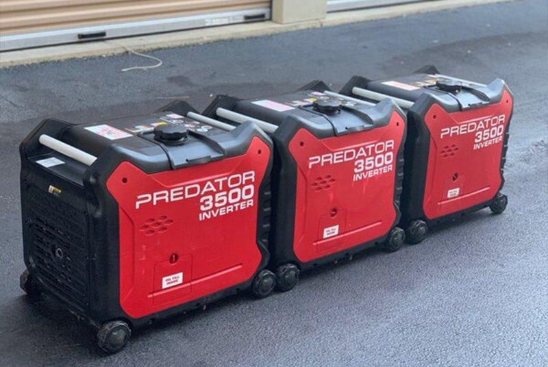 Predator vs Honda Generator Features