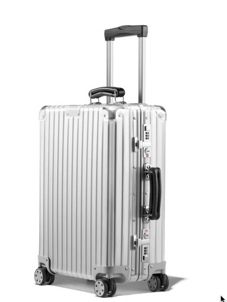 RIMOWA Classic Cabin S Aluminum Carry-On