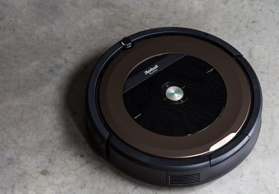 Roomba 614 design
