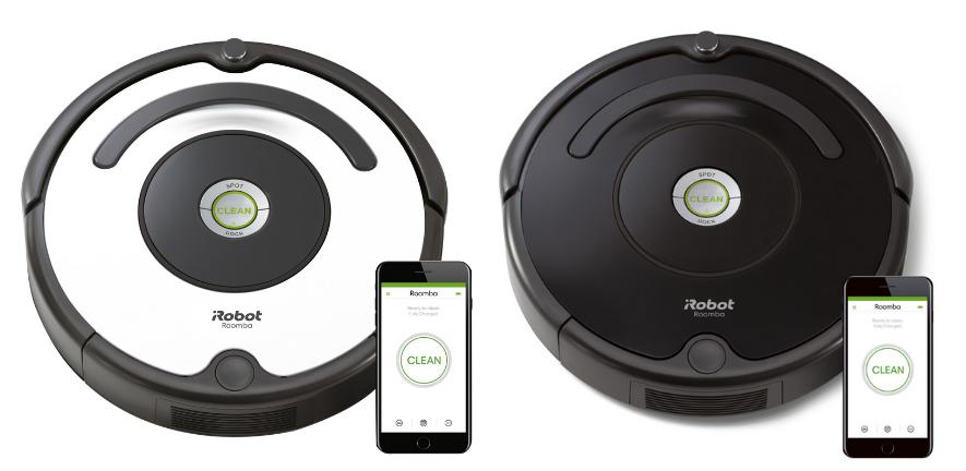 Roomba 670 vs 675
