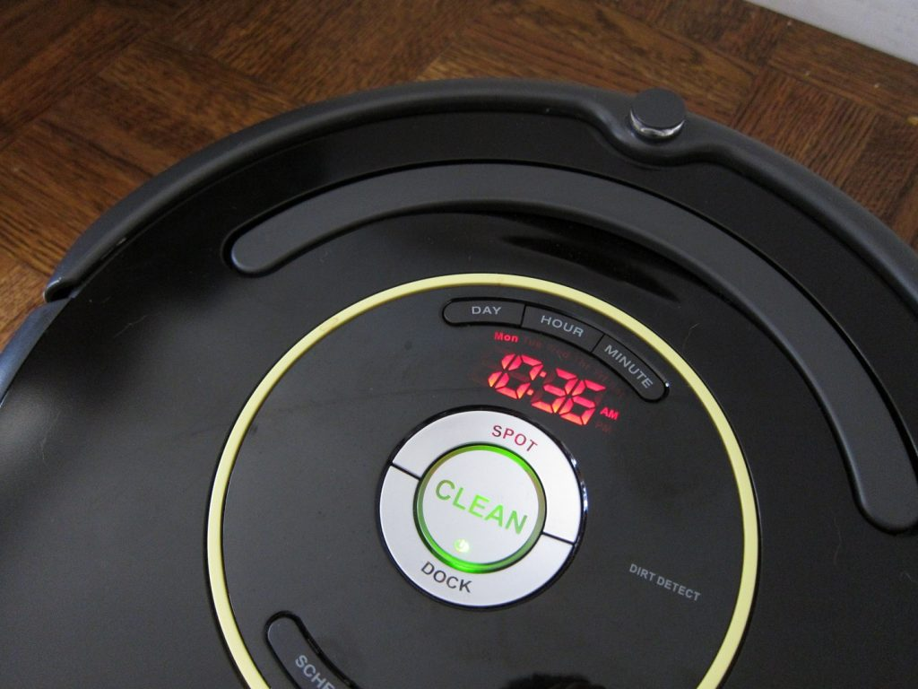 Roomba 675 scheduling