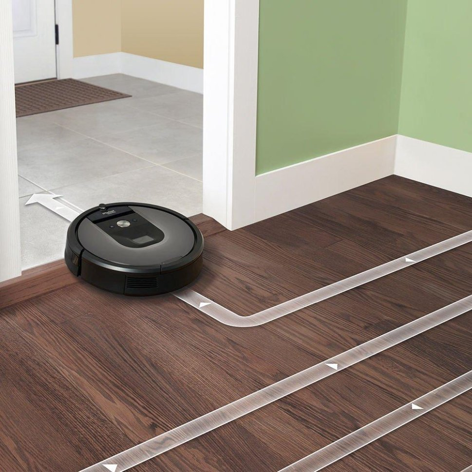 Roomba 675 vs 960 Mapping and Navigation
