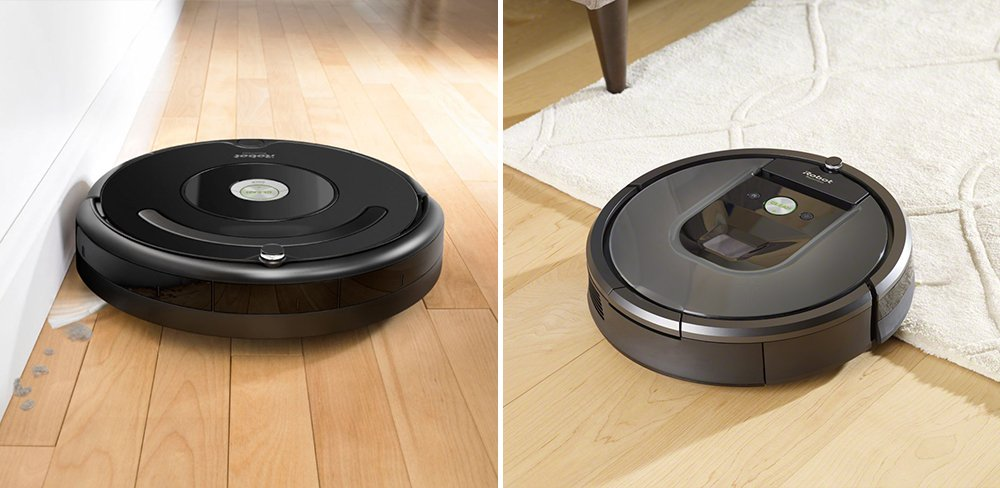 Roomba 675 vs 960 Comparison