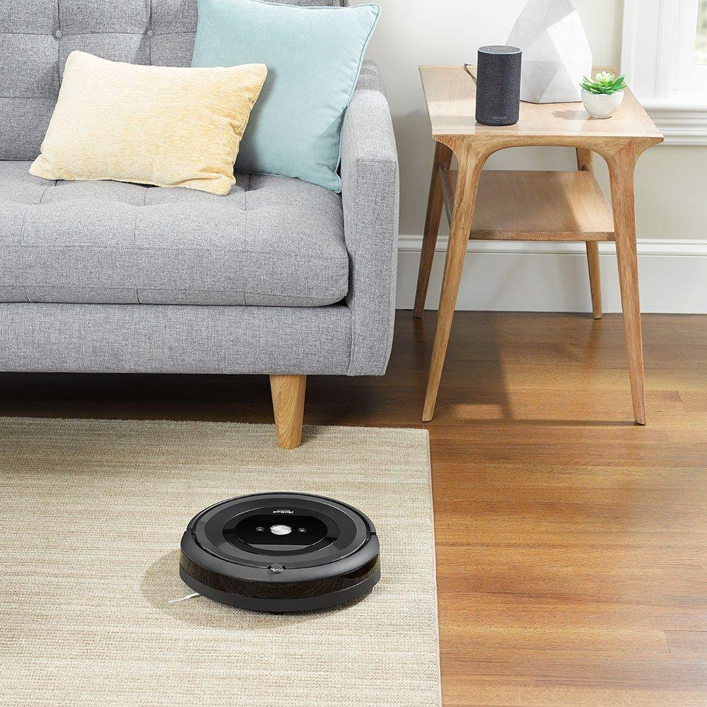 Roomba e5 5134 vs 5150 Smart Features